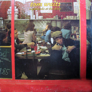 Used - Waits, Tom ‎– Nighthawks At The Diner - LP