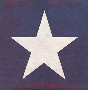 Used - Young, Neil - Hawks & Doves - LP