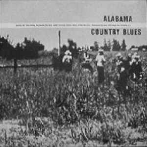 Used - V/A - Alabama Country Blues - LP