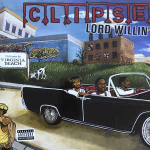 Used - Clipse - Lord Willin' - 2xLP