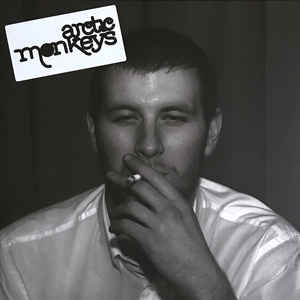 Used - Arctic Monkeys - Whatever People Say I Am - LP