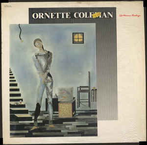 Used - Coleman, Ornette - Of Human Feelings - LP