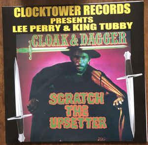 New - Perry, Lee King Tubby - Cloak & Dagger - LP