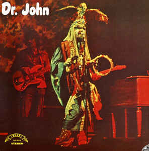 Used - Dr. John - Zu Zu Man - LP