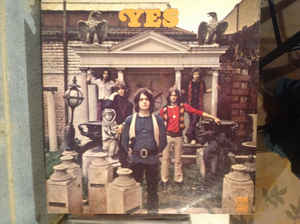 Used - Yes - Self Titled - LP
