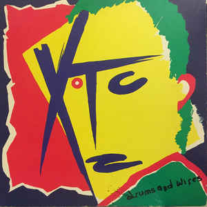 Used - XTC - Drums & Wires - LP