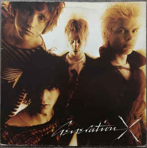 Used - Generation X - Self Titled - LP
