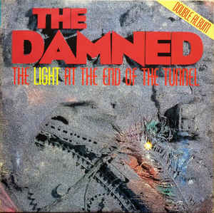 Used - Damned - Light At The End Of The Tunnel - 2xLP