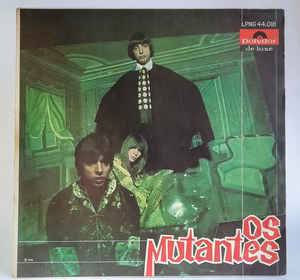 New - Os Mutantes - Self Titled - LP