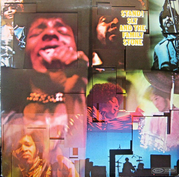 Used - Sly & The Family Stone ‎– Stand! - LP