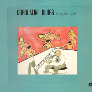 Used - Various ‎– Copulatin' Blues Volume Two - LP