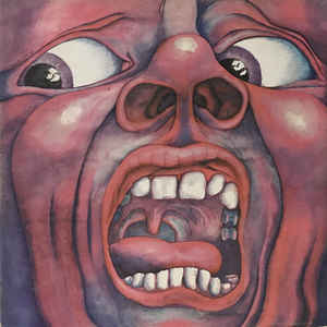 King Crimson - In The Court Of The Crimson King - LP