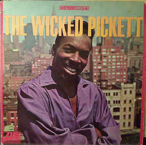 Used - Pickett, Wilson ‎– The Wicked Pickett - LP