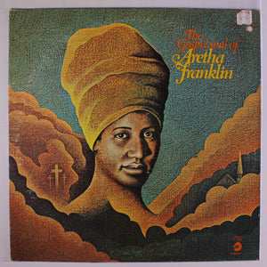 Used - Franklin, Aretha ‎– The Gospel Soul of - LP