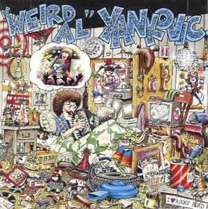 Yankovic, Weird Al - Self Titled - LP