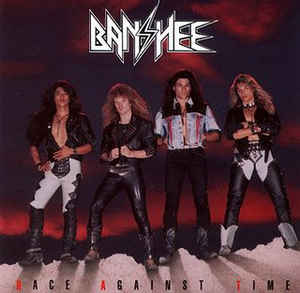 Banshee - Race Against Time - LP