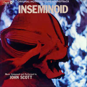 Used - Scott, John - Inseminoid OST - LP