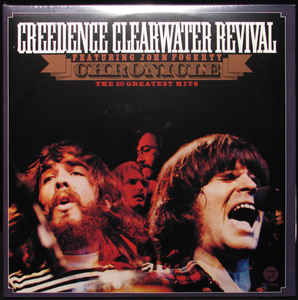 Used - Creedence Clearwater Revival - Chronicle - 2xLP