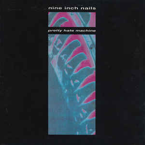 Used - Nine Inch Nails - Pretty Hate Machine - LP