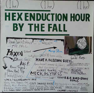 Used - The Fall - Hex Enduction Hour - LP