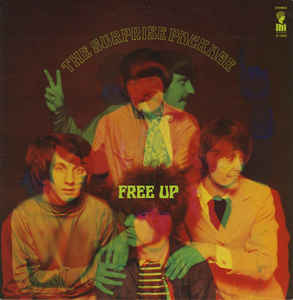 Used - The Surprise Package - Free Up - LP