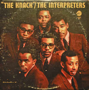 Used - The Interpreters - The Knack - LP