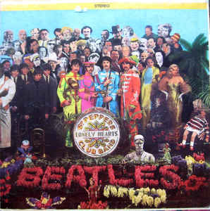 The Beatles - Sgt Peppers Lonely Hearts Club Band - LP