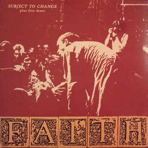 New - Faith - Subject To Change - LP