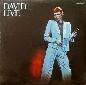 Used - Bowie, David - Live - 2xLP