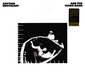 Used - Captain Beefheart - Clear Spot - LP