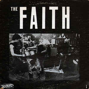 New - Faith/Void - Split - LP