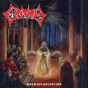 Used - Epitaph - Seeming Salvation - LP