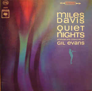 Used - Davis, Miles - Quiet Nights - LP
