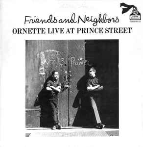 Used - Coleman, Ornette - Live At Prince Street - LP