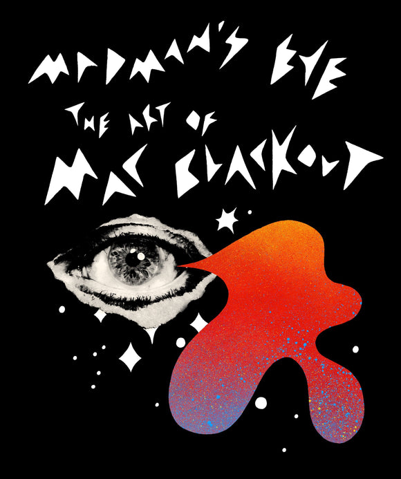 New - Blackout, Mac - Madman'e Eye - Book
