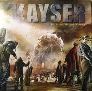 Used - Kayser - Beyond The Reef Of Sanity - LP