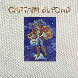 Used - Captain Beyond - Self Titled - LP