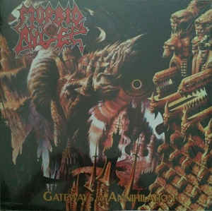 Used - Morbid Angel - Gateways To Annihilation - LP