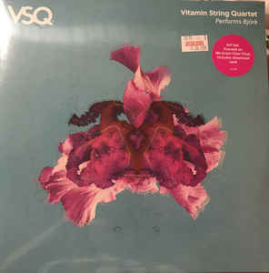 Used - Vitamin String Quartet - Performs Bjork - 2xLP
