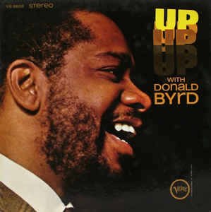 Used - Byrd, Donald - Up With Donald Byrd - LP