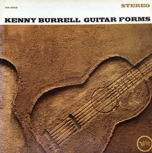 Used - Burrell, Kenny - Guitar Forms - LP