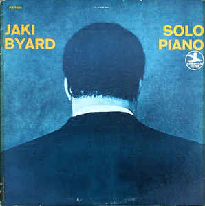 Used - Byard, Jaki - Solo Piano - LP