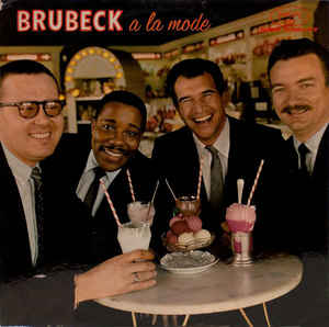 Used - Brubeck, Dave - A La Mode - LP