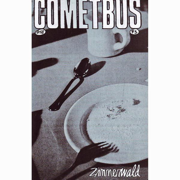 New - Cometbus - Issue 58 - Zine