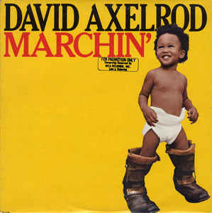 Used - Axelrod, David - Marchin' - LP