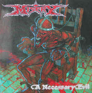 Used - Misery - A Necessary Evil - 2xLP