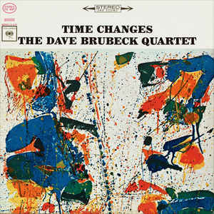 Used - Brubeck, Dave Quartet - Time Changes - LP