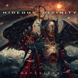 Used - Hideous Divinity - Adveniens - LP