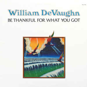 Used - DeVaughn, William - Be Thankful For What You Got - LP
