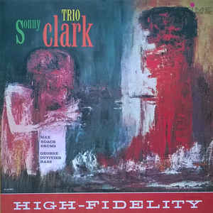Used - Clark, Sonny Trio - Self Titled - LP